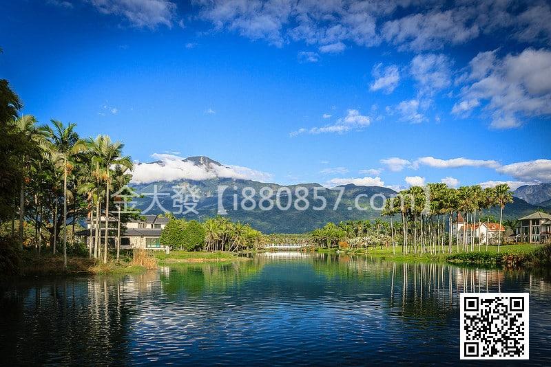 雲山水濕地生態園區